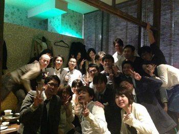 2013年11月 OB・OG会総会 / 懇親会
