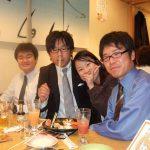2009年11月 創立15周年記念パーティー