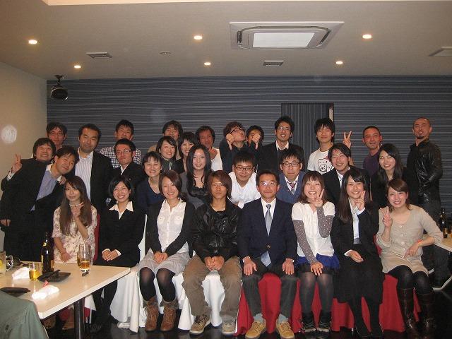 2010年11月 OB・OG会総会 / 懇親会
